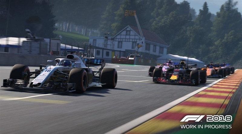 F1 2018 indir