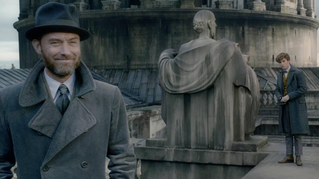 Fantastik Canavarlar 2 Grindelwald'ın Suçları indir