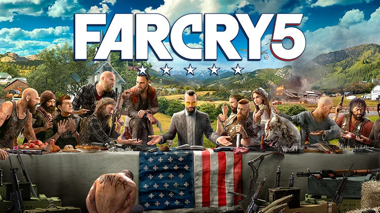 Photo of Far Cry 5 indir – Full + Torrent + 5 DLC