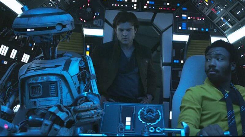 Han Solo Bir Star Wars Hikayesi Türkçe Dublaj indir