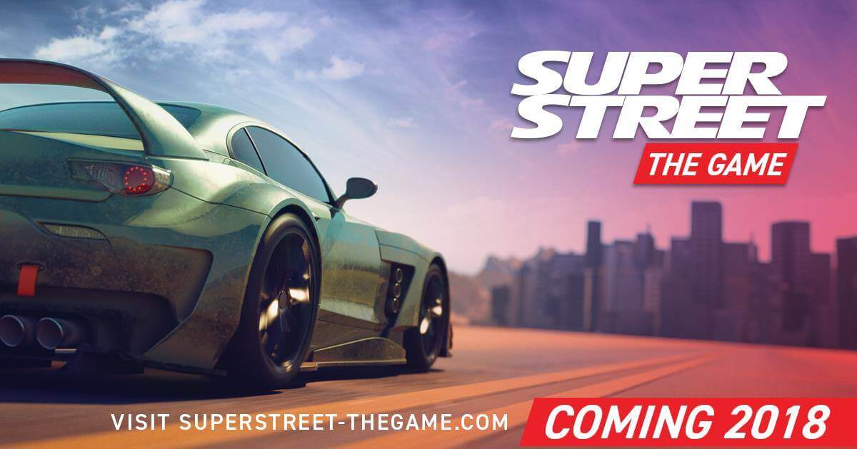 Super Street The Game indir