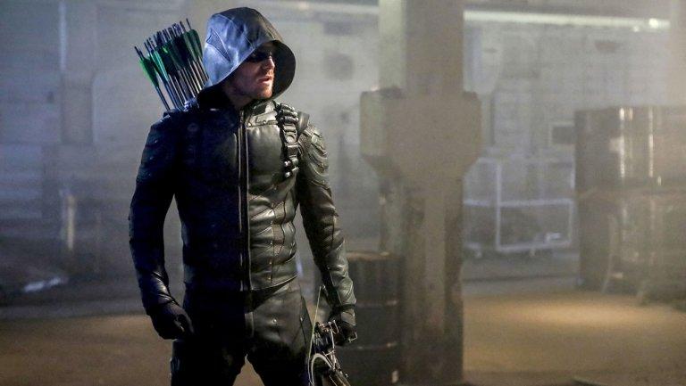 Arrow 7. Sezon Tüm Bölümleri indir