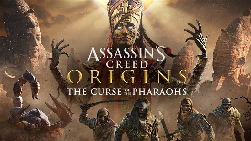 Assassin's Creed Origins The Curse Of The Pharaohs indir