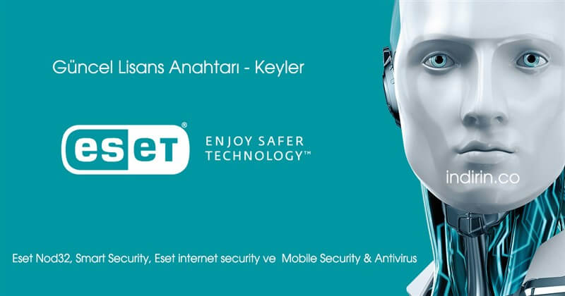 Photo of Eset NOD32 – Smart – İnternet Security – Güncel Keyler Lisans Anahtarı