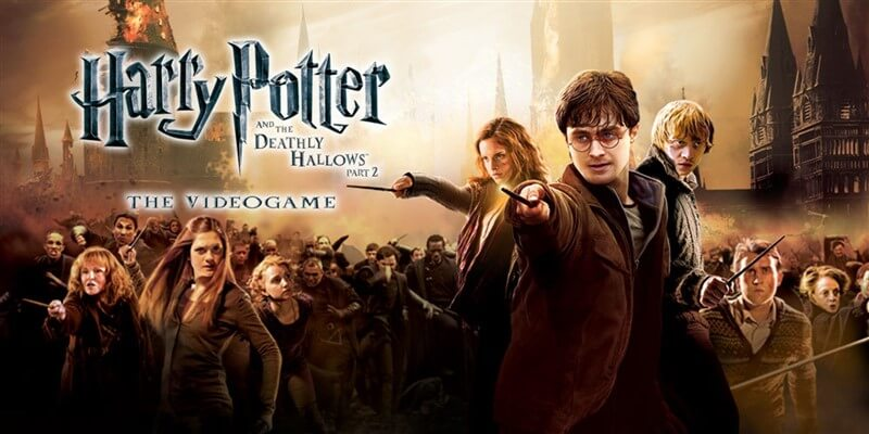 Harry Potter and the Deathly Hallows Part 2 Full indir