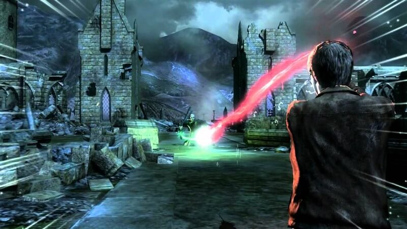 Harry Potter and the Deathly Hallows Part 2 indir