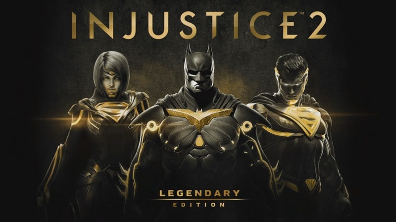 Injustice 2 Legendary Edition Full indir