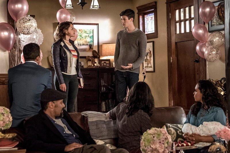 The Flash 5. Sezon Tüm Bölümleri indir