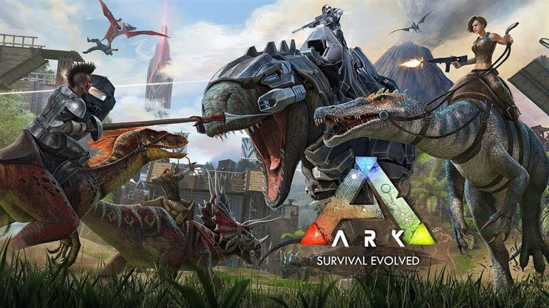 ARK Survival Evolved Full indir