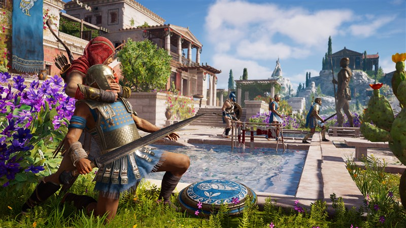 Assassin's Creed Odyssey indir