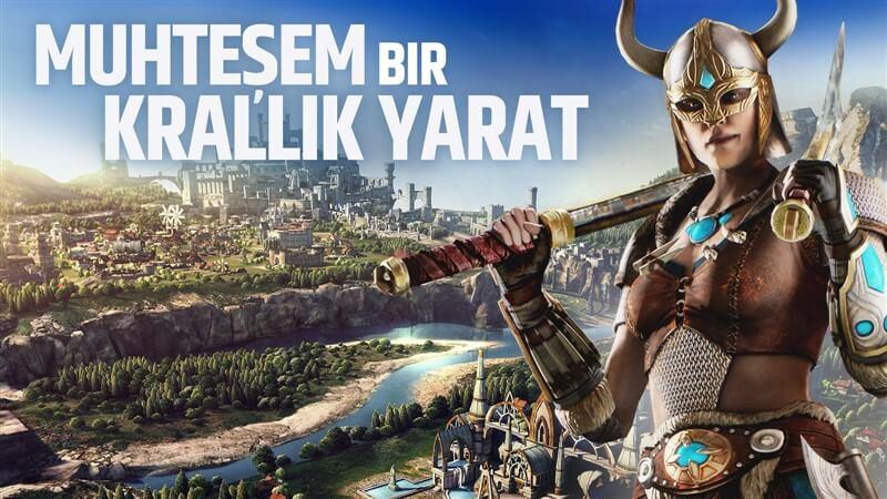 Dawn of Titans Hileli Mod Apk indir