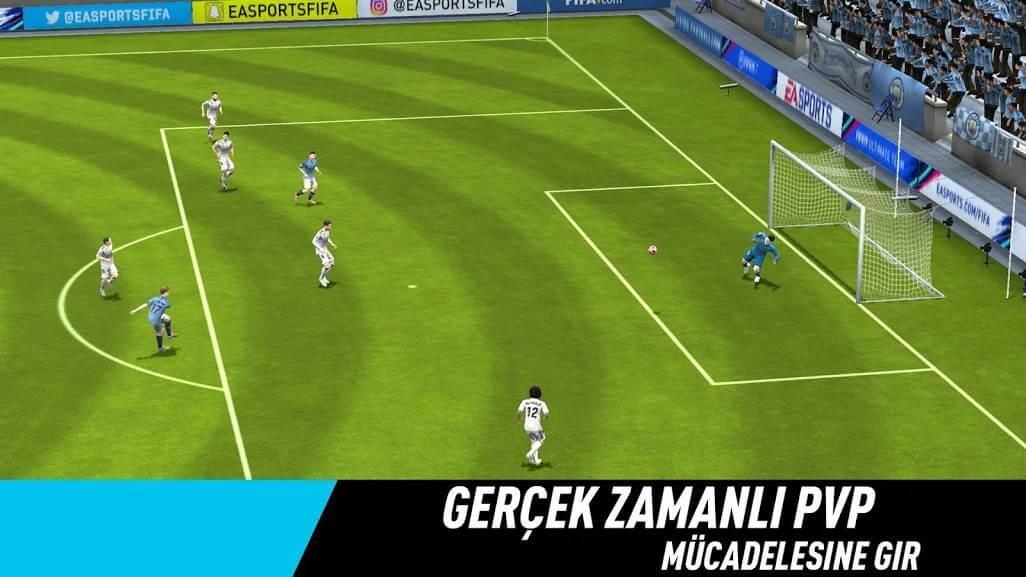FIFA 19 Mobile Futbol Apk indir
