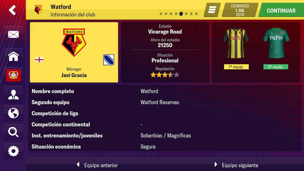 Football Manager 2019 Mobile Full Apk indir