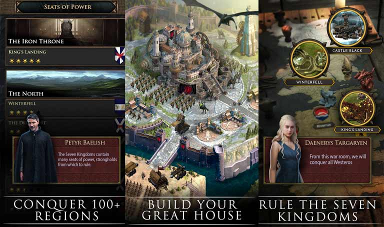 Game of Thrones Conquest Apk indir