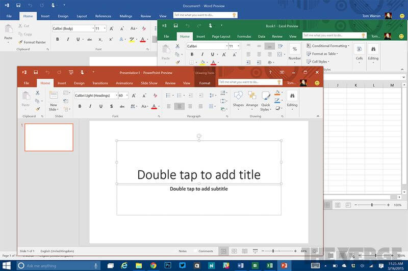 Microsoft Office 2016 indir - Full