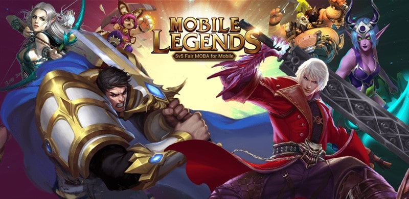 Photo of Mobile Legends Bang Bang Hileli Mod Apk indir v1.4.19.4457