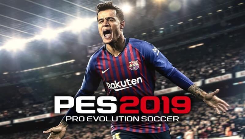 PES 2019 Full indir