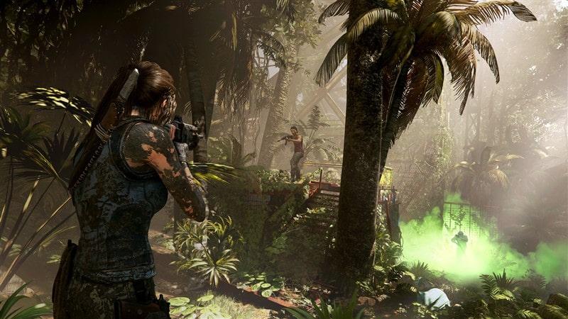 Shadow of the Tomb Raider indir