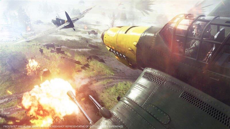 Battlefield 5 indir