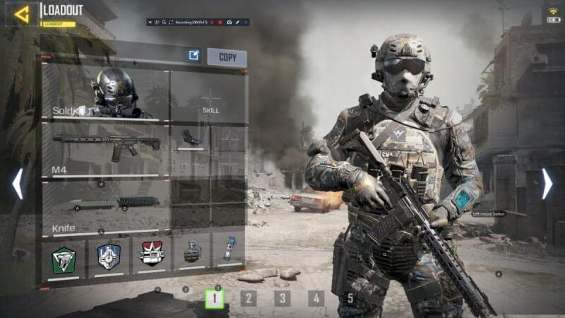 Call of Duty Legends of War Apk indir