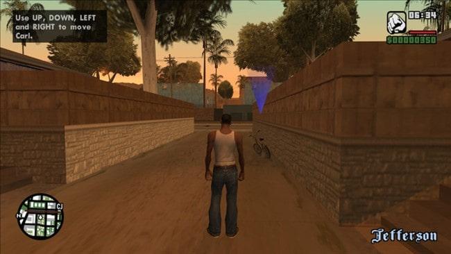 GTA San Andreas indir