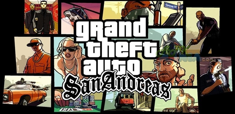 Photo of GTA San Andreas indir – Türkçe + Multiplayer Mod