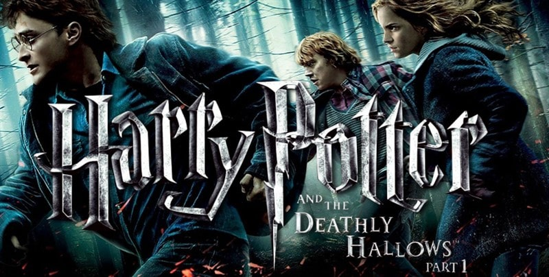 Harry Potter And The Deathly Hallows Part 1 indir
