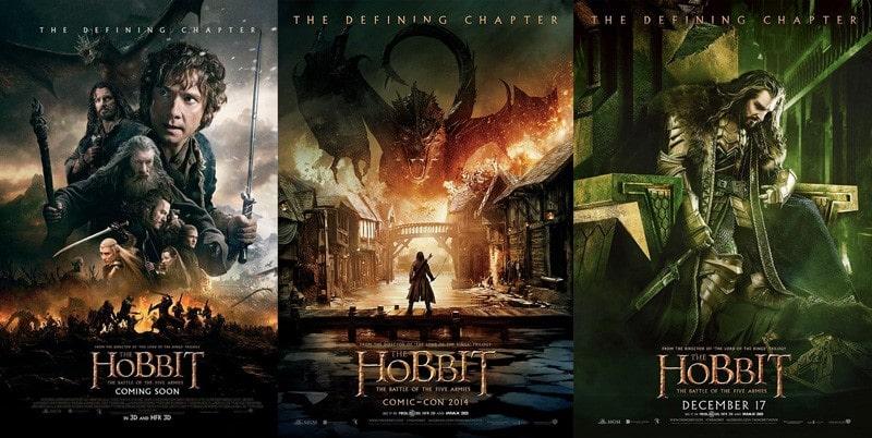 Photo of Hobbit Boxset 1-2-3 indir – Extended Türkçe Dublaj 1080P