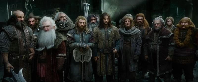 Hobbit Boxset 1-2-3 indir