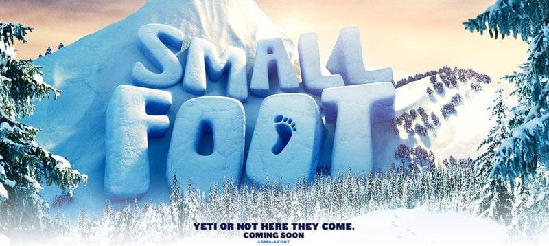 Küçük Ayak Smallfoot Türkçe Dublaj indir
