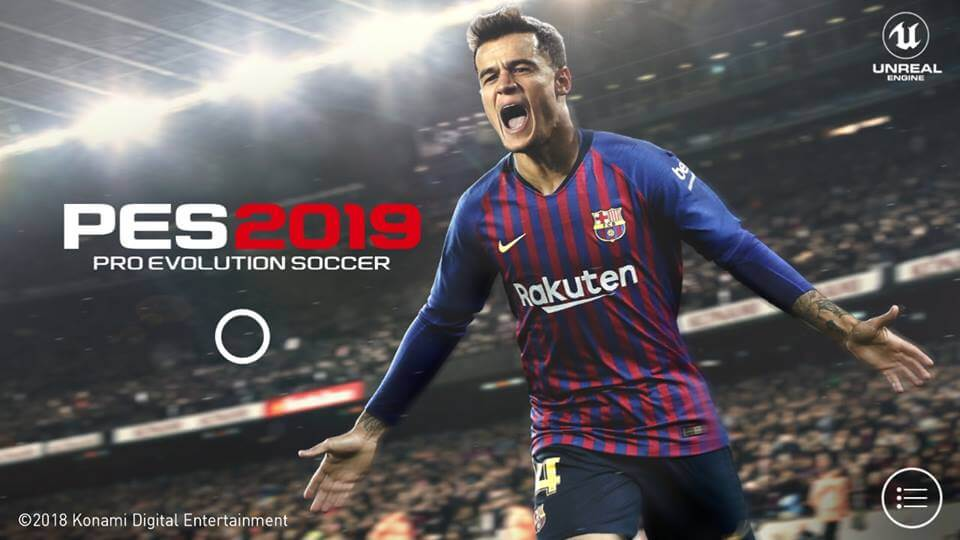 Photo of Pes 2019 Apk indir – Mobile Full Android v3.1.3