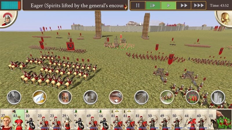 ROME Total War Apk indir