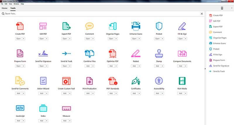 Adobe Acrobat Pro DC Full indir