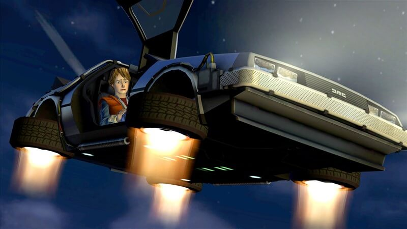 Back to the Future The Game indir