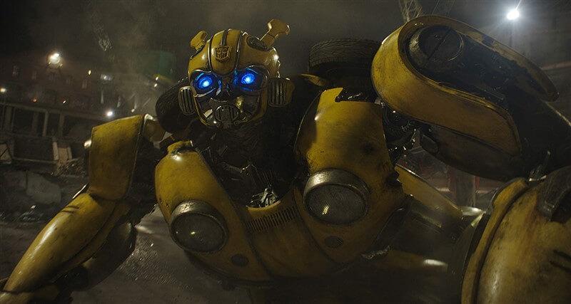 Bumblebee Türkçe Dublaj indir