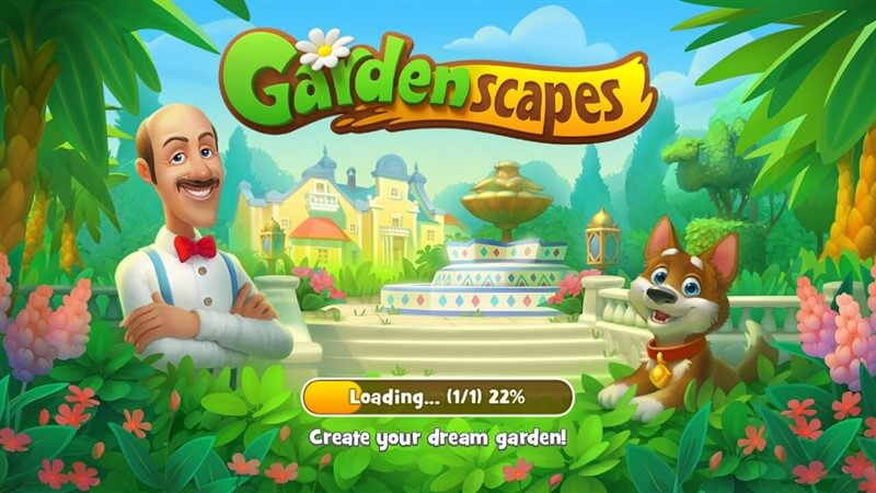 Photo of Gardenscapes Apk indir – Mod Para Hileli v4.0.0