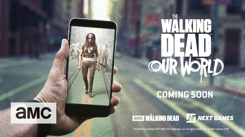 The Walking Dead: Our World Apk indir