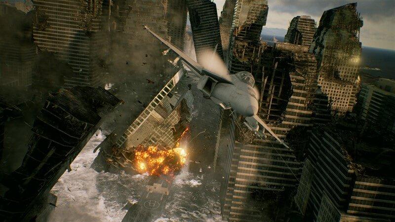 Ace Combat 7 Skies Unknown Full indir