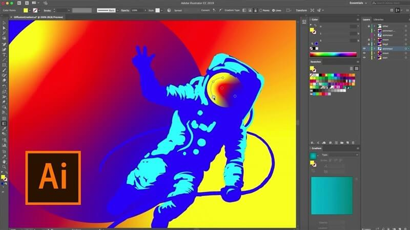 Adobe Illustrator CC indir