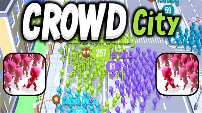 Photo of Crowd City Hileli Mod Apk indir – v1.3.5