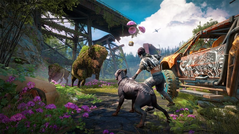 Far Cry New Dawn full indir