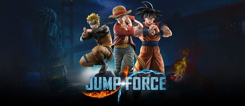 Jump Force Full indir
