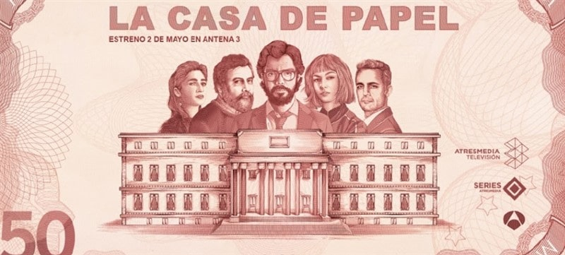 La Casa De Papel 1-2 Sezon indir