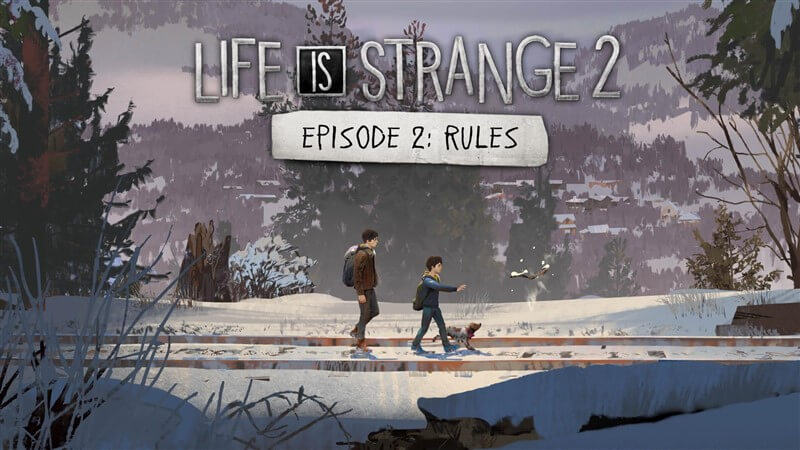 Life is Strange 2 Episode 2 Full indir
