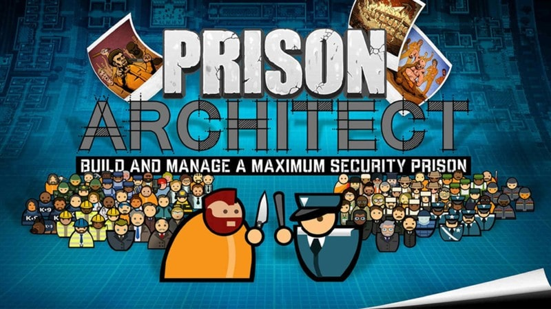 Photo of Prison Architect indir – Full Türkçe + DLC – Son Sürüm
