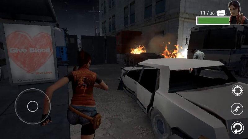 Resident Evil 2 Remake Apk indir