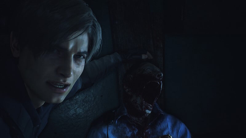 Resident Evil 2 Remake indir