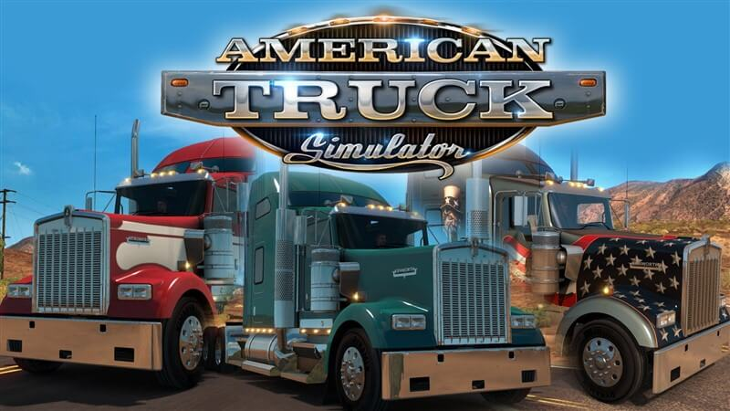 Photo of American Truck Simulator indir – Full + 25DLC – 1.36.1.18s