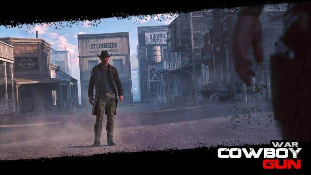 Cowboy Gun War Para Hileli Mod Apk