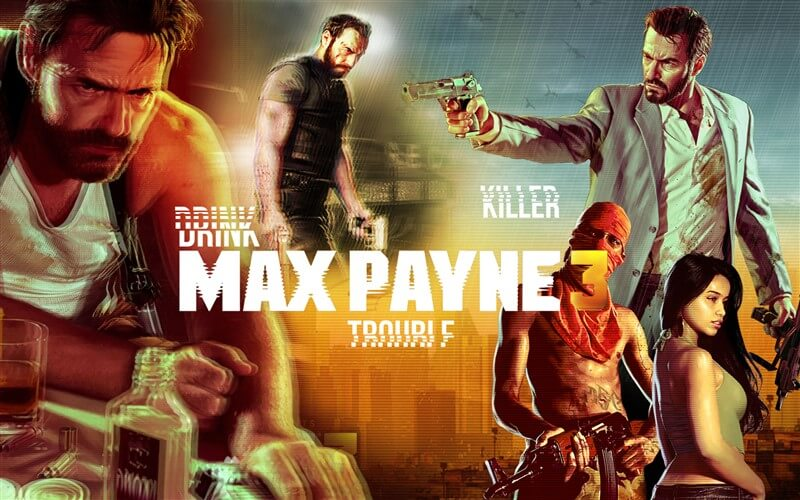 Photo of Max Payne 3 Full indir – PC Türkçe – Tüm DLC'ler